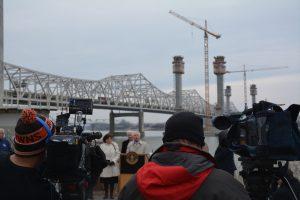 Gov. Beshear Ohio River Bridges Project