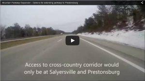Mtn Parkway video capture